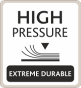High pressure Berry Alloc