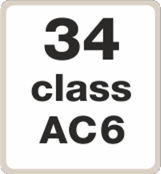 34 класс (AC6) Berry Alloc