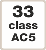 33 класс (AC5) Berry Alloc
